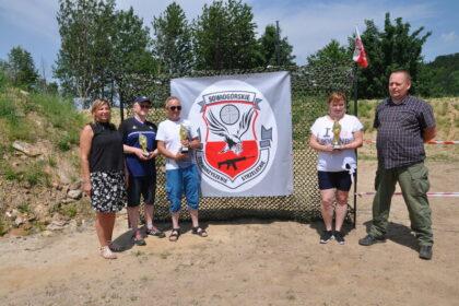Zawody strzeleckie o Puchar Starosty Wałbrzyskiego