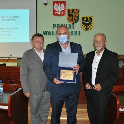 Podziękowania dla Powiatu Wałbrzyskiego